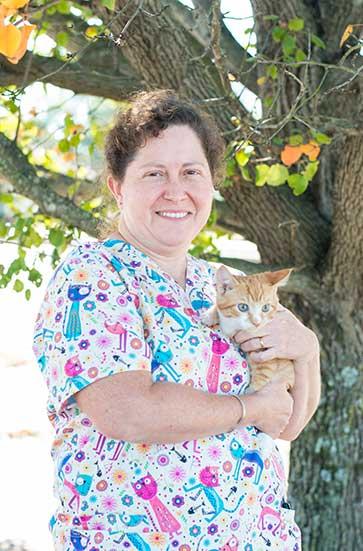 Dr. Julie Pomerantz